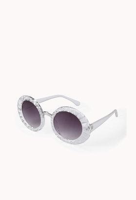 Forever 21 F6901 Round Sunglasses