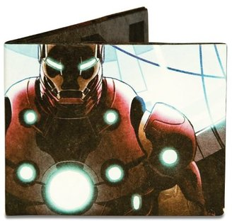 Iron Man Dynomighty Men's Mighty Wallet