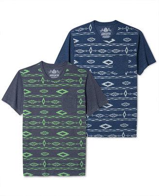 American Rag Shirt, EDV Southwest Graphic T Shirt