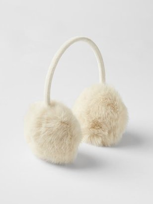 Gap Furry earmuffs