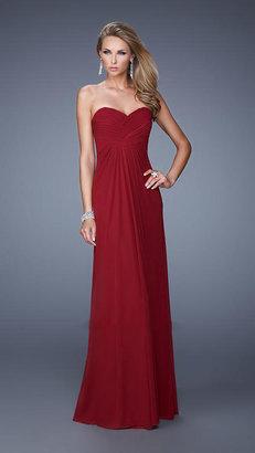La Femme Prom Dress 21103