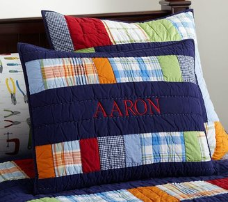 Pottery Barn Kids Aaron Quilted Bedding