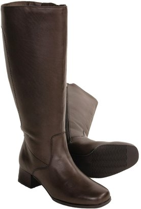 Blondo Dublin Leather Boots - Sueded Lining (For Women)