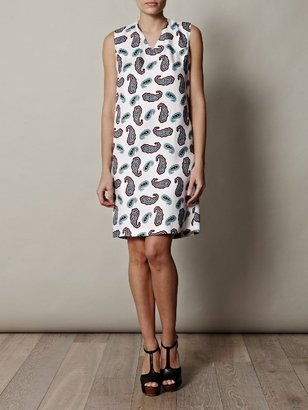 J.W.Anderson Paisley-print dress