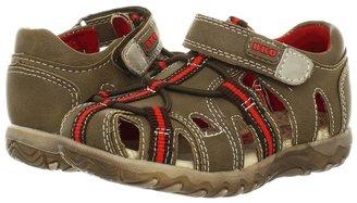 Beeko Jon II (Toddler/Little Kid) (Brown) - Footwear
