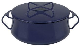 Dansk Kobenstyle Casserole 4qt Blue