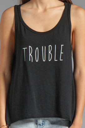 Feel The Piece x Tyler Jacobs Trouble High Low Tank