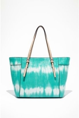 GUESS Delaney Tie-Dye Small Classic Tote
