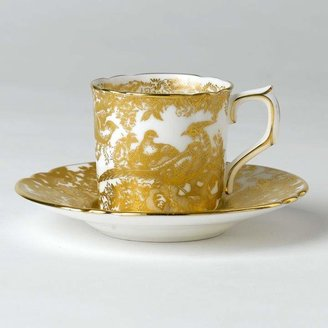 """""""Gold Aves"""" Coffee Cup"""