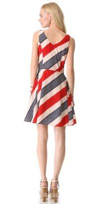 BB Dakota Gwynn Stripe Dress