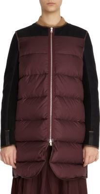 Marni Quilted Front Coat