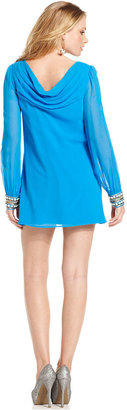 GUESS by Marciano Silk Shift Dress