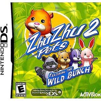 Nintendo DSTM Zhu Zhu Pets Wild Bunch