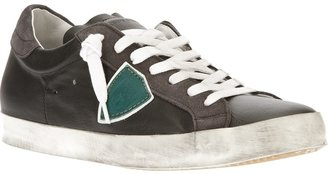 Philippe Model lace-up trainer