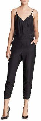 Parker Jumpsuit - Liv Silk $298 thestylecure.com