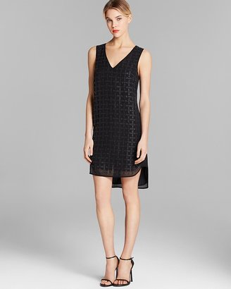 French Connection Dress - Pixel Pebble Stud
