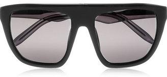 Alexander Wang Square-frame acetate sunglasses