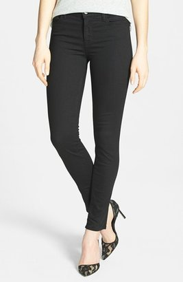 Women's J Brand '811' Mid Rise Skinny Jeans $185 thestylecure.com