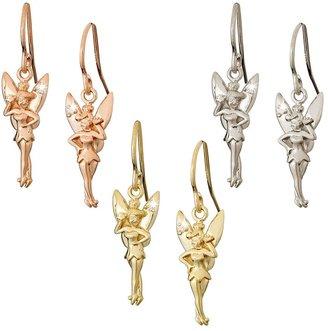 Disney Tinker Bell Diamond Earrings 18K
