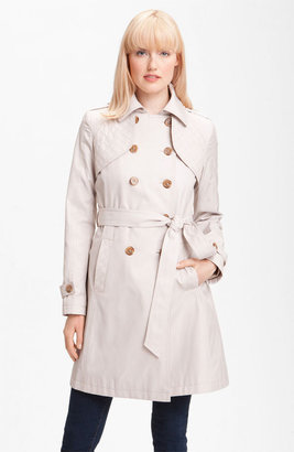 DKNY 'Amber Double Breasted Trench Coat
