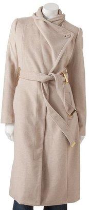 JLO by Jennifer Lopez long wool coat