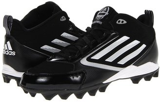 adidas Lightning MD (Black/Running White/Platinum) - Footwear