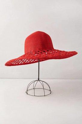 Eugenia Kim Crimson Trellis Sun Hat