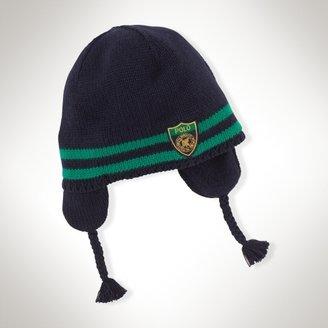 Cotton Patch Earflap Hat