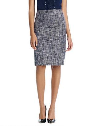 Jones New York Collection JONES NEW YORK Basic Slim Skirt