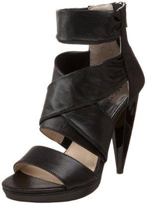 MICHAEL Michael Kors Women's Jennings Zip Back Sandal