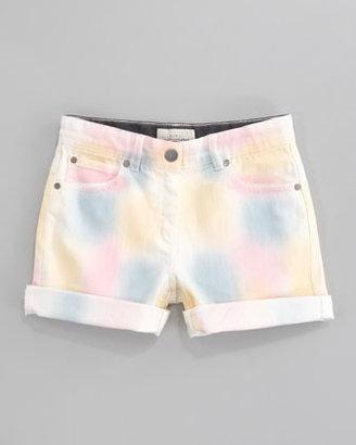 Stella McCartney Devon Tie-Dye Shorts