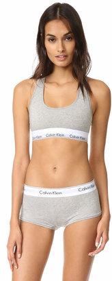 Calvin Klein Underwear Modern Cotton Bralette $28 thestylecure.com