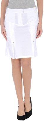 Emporio Armani EA7 Knee length skirts