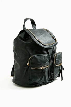 Nasty Gal Zip It Backpack
