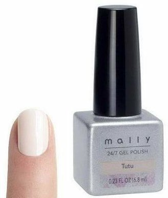 Mally Beauty Mally 24/7 Gel Polish Nail Color