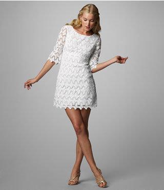 Lilly Pulitzer Shayna Dress Lace