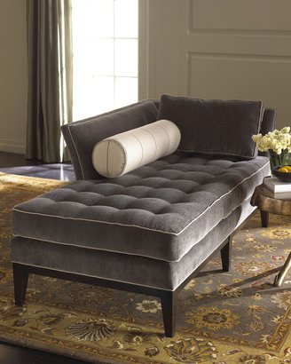 Vanguard Gray Chaise