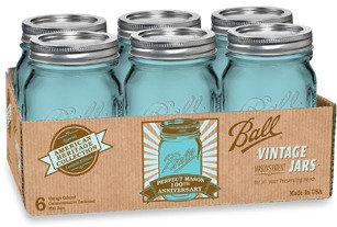 Bed Bath & Beyond Ball® Vintage Collection Pint Jars - Set of 6