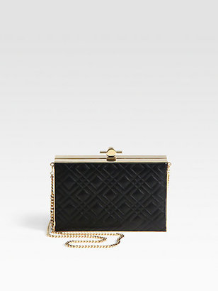 Jason Wu Karlie Quilted Box Clutch