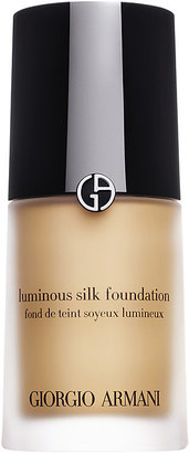Giorgio Armani Women's Luminous Silk Foundation - Light Sand