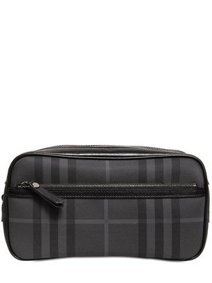 Burberry Brit Check Toiletry Bag