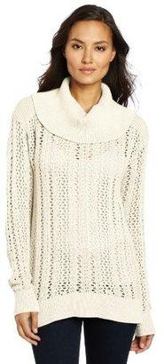 Calvin Klein Jeans Women's Cowlneck Sweater