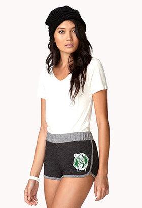Forever 21 Boston CelticsTM Athletic Shorts