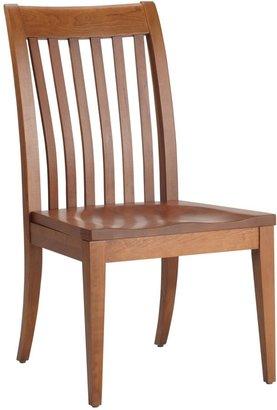 Ethan Allen Teagan Wood-Seat Side Chair