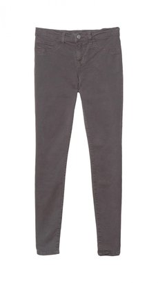 J Brand Mid Rise Skinny In Cafe