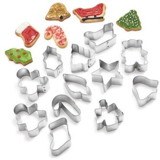 Wilton Mini Holiday Cookie Cutters, Set of 12