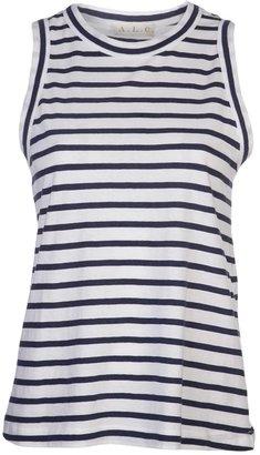 A.L.C. sleeveless t-shirt