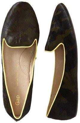 Gap Calf hair loafers