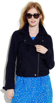 Madewell Wool biker jacket