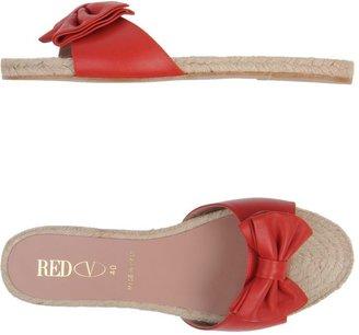 RED(V) Espadrilles